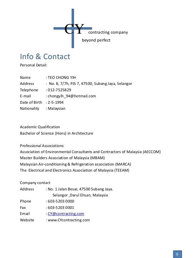 Company Profile Sample Tidyform Ici Final Project Company Profile