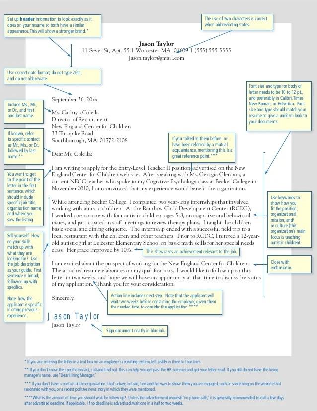 cover letter font size and type - Pinarkubkireklamowe