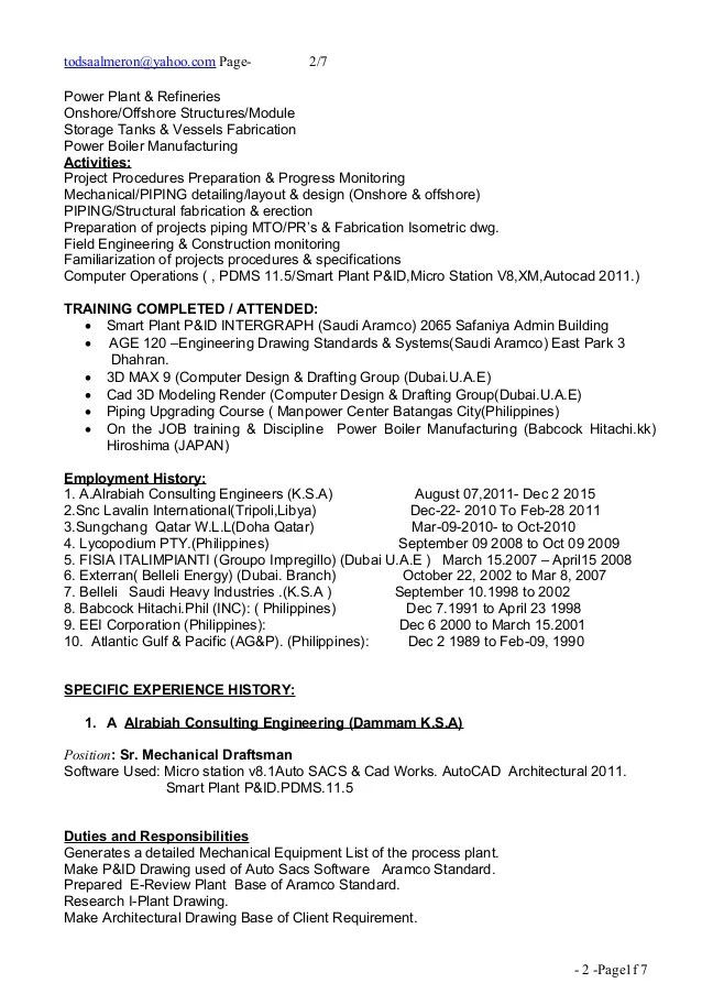 layout of resume - Nisatasj-plus