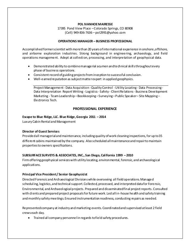 archaeology resume examples - Konipolycode