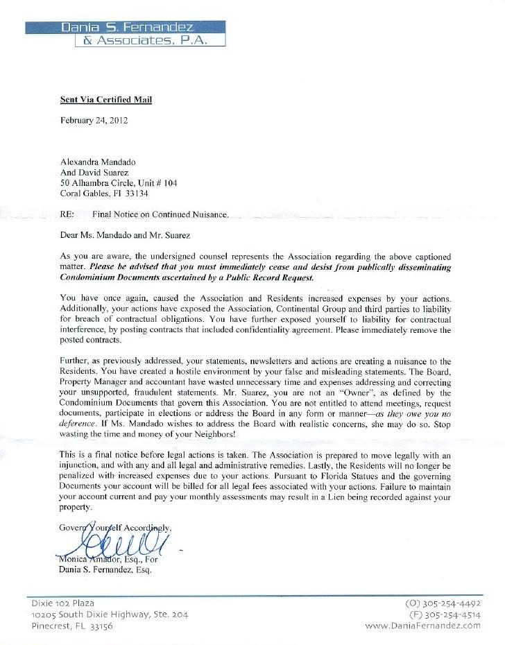 free cease and desist letter - Solidgraphikworks