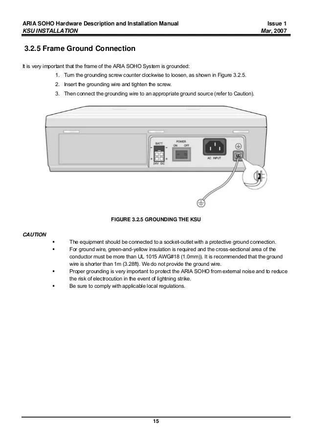 soho wiring diagram