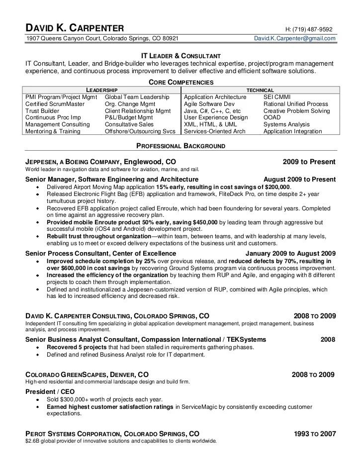 Sample Carpenter Resume Objective - Constes.com