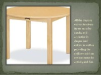Daycare Center Furniture Setting for Better Learning ...