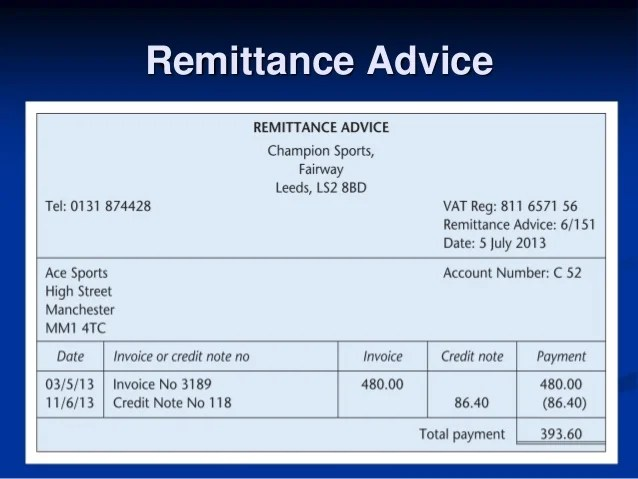 payment advice format word - Romeolandinez - payment advice slip