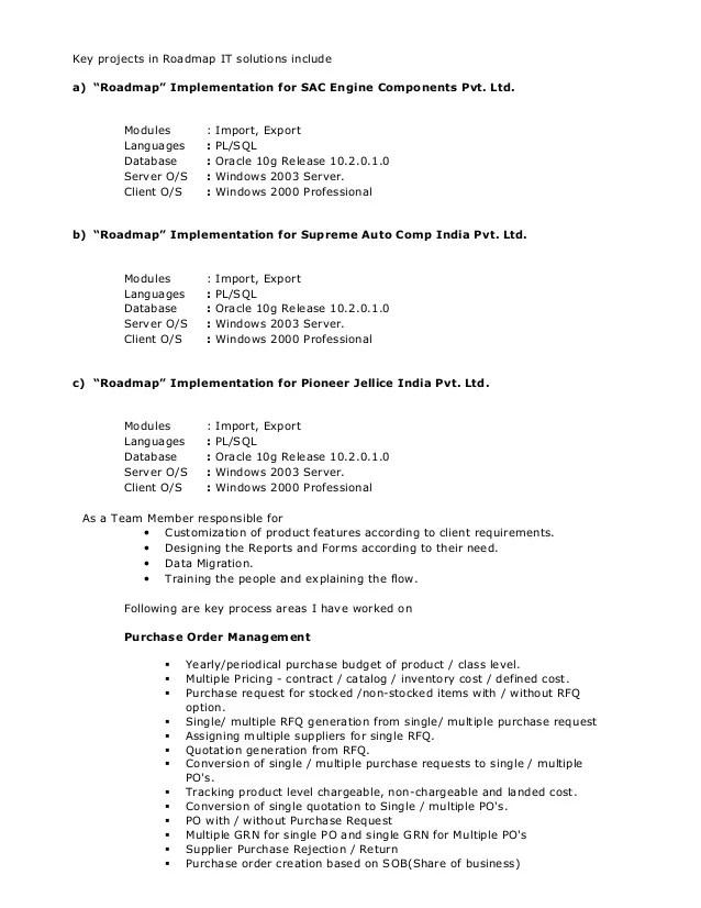sql sample resume - Apmayssconstruction