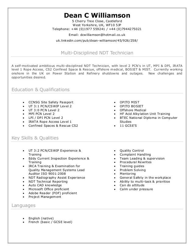 sample resume x ray tech sample resume for x ray technologist sample radiologic technologist - Sample Resume For Radiologic Technologist