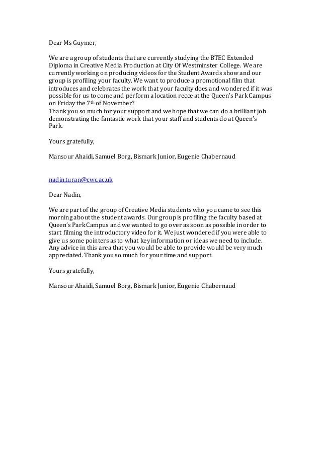 Dear Sir Or Madam Email Addres