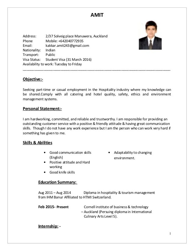 convert cv to resume example