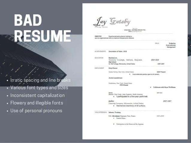 good resume - Jolivibramusic
