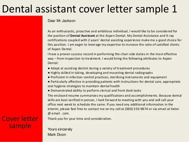 Recommendation Letter Wikipedia Dental Assistant Cover Letter