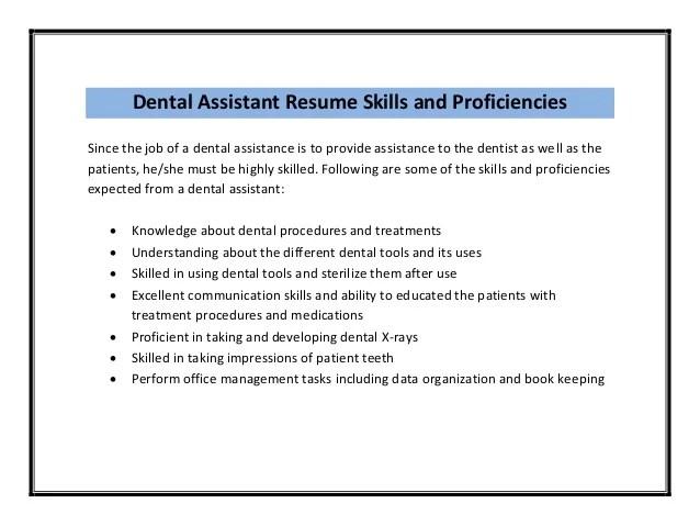 Bsr Resume Sample Library And More Dental Assistant Resume Sample Pdf
