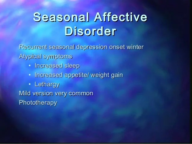 Light Box Seasonal Affective Disorder Ocd Action - Manage Your Mood In Ocd & Bdd - David Veale