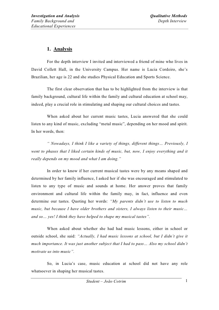 How To Do Analytical Essay