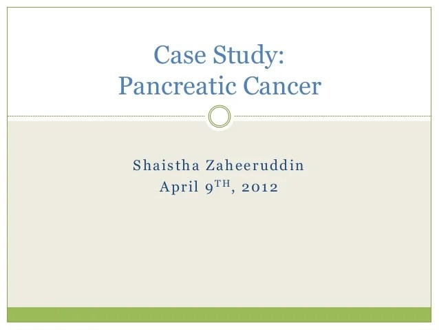 Espen Guidelines On Parenteral Nutrition Hepatology Case Studypancreatic Cancer Patient With Tpn