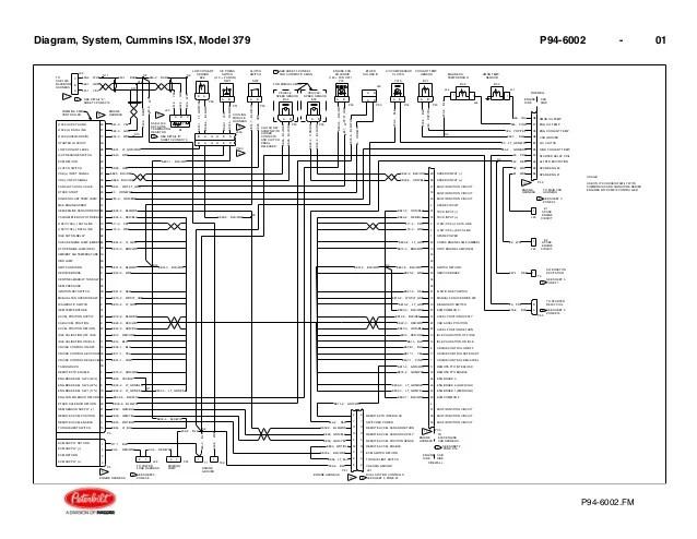 Cummins Isx Ecm Wiring System Diagram - Somurich