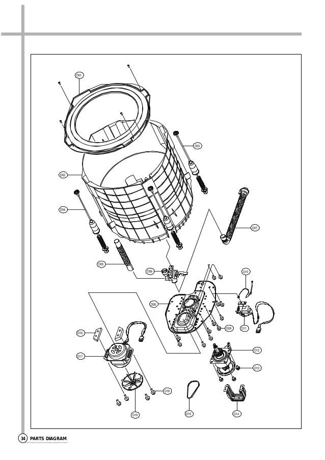 d12 diagrama de cableado
