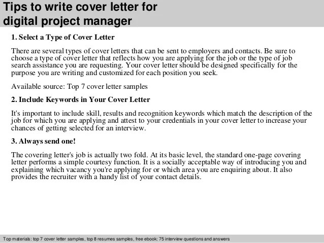 it project manager cover letters - Pinarkubkireklamowe