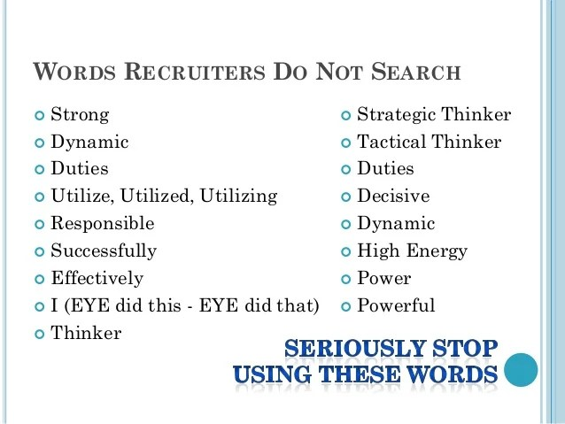 key adjectives for resumes guidelines for musicians to create resumes cover letters powerful resume action words