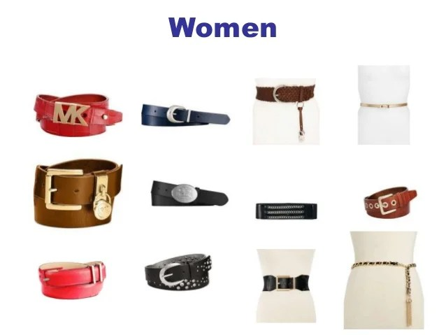 Image Management Clothes As Per Body Shapes Accessories