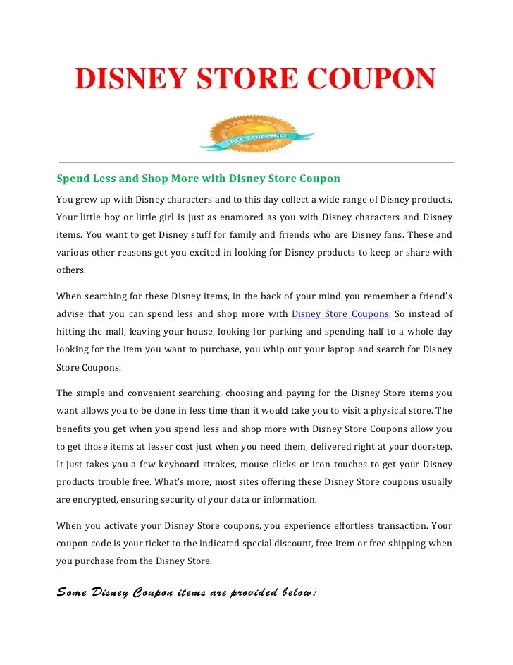 how to write a cover letter for disney - Maggilocustdesign