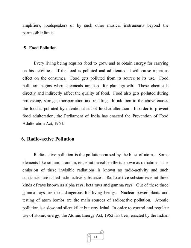 Small Essay On Air Pollution Mistyhamel