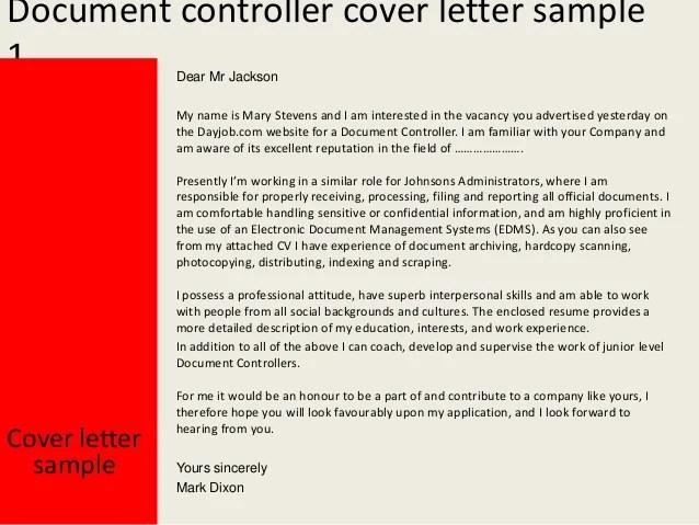 credit controller cv