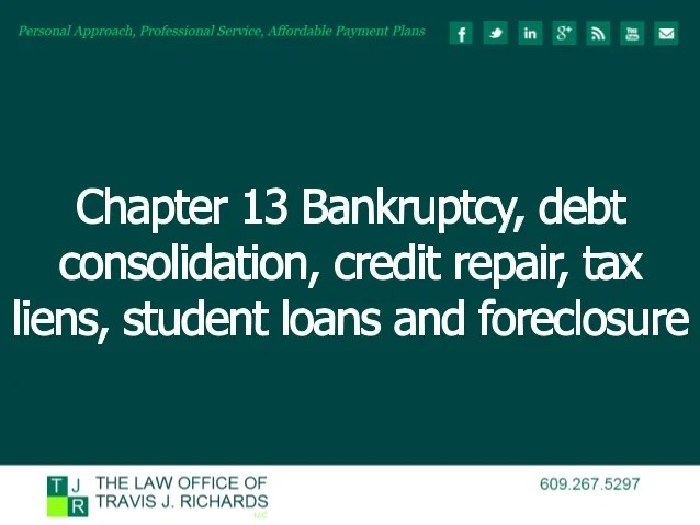 Do I Have to List All My Creditors in My Bankruptcy Case in New Jerse…