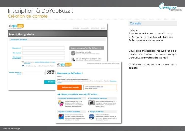 inserer cv pdf linkedin