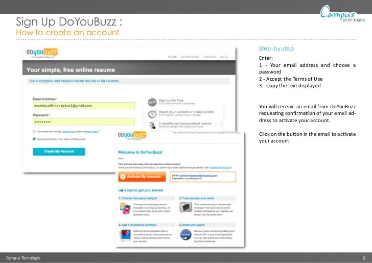 doyoubuzz cv english