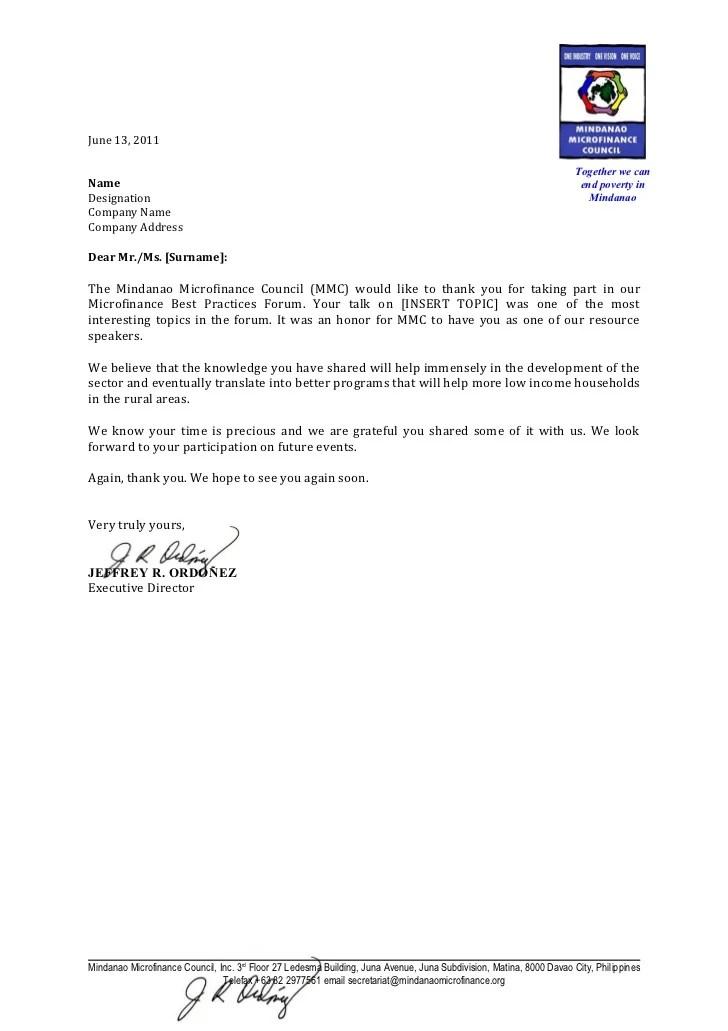 Invitation Letter Sample Speaker Invitation Sample Letter Letter ...