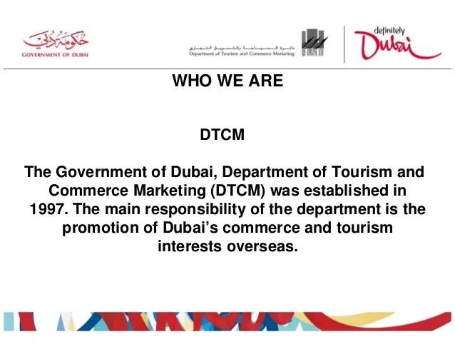 Dubai presentation