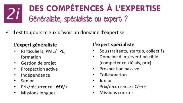 cv par competences consultant