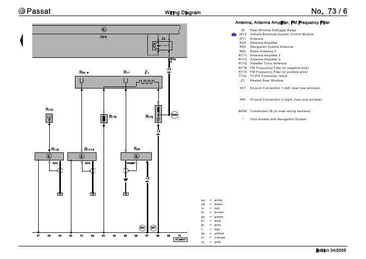 b4 fuse box wiring diagram