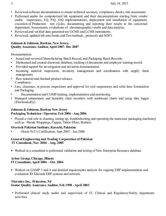 Gcp Auditor Sample Resume Gcp Auditor Sample Resume Download Food - gcp auditor sample resume