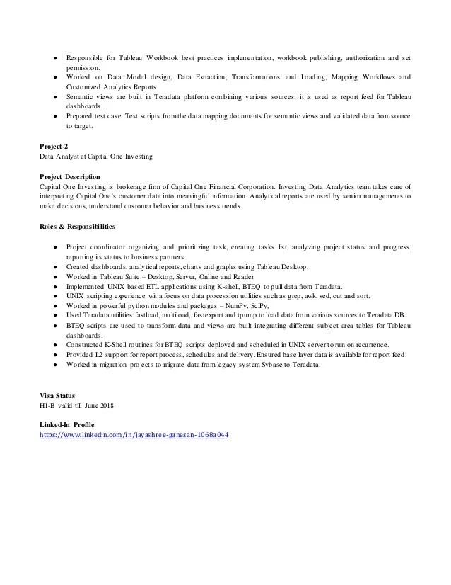 financial data analyst resumes - Kubrakubkireklamowe