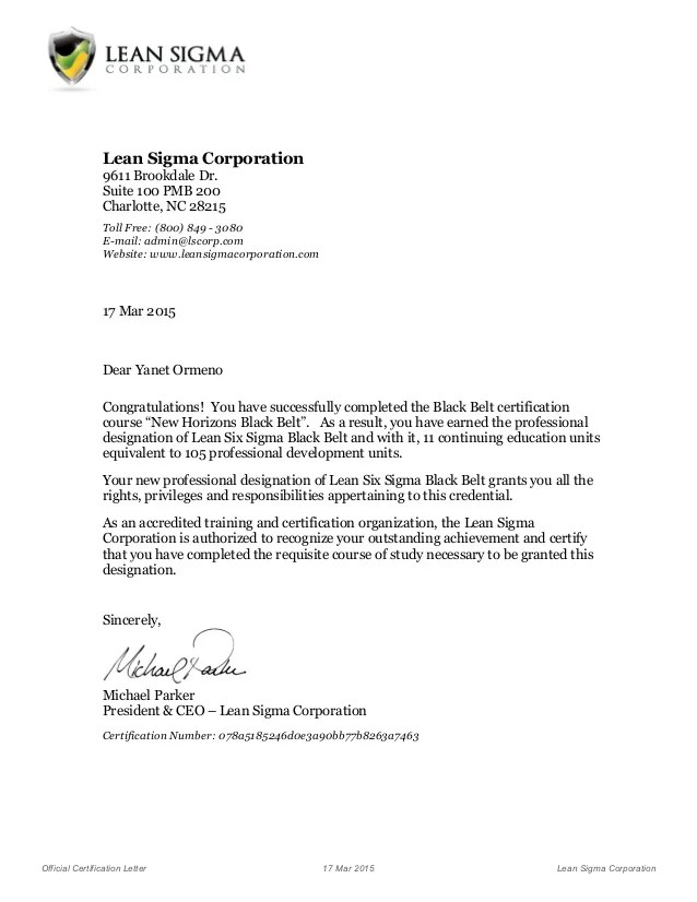 black belt recommendation letter example - Ozilalmanoof - Certificate Of Recommendation Sample