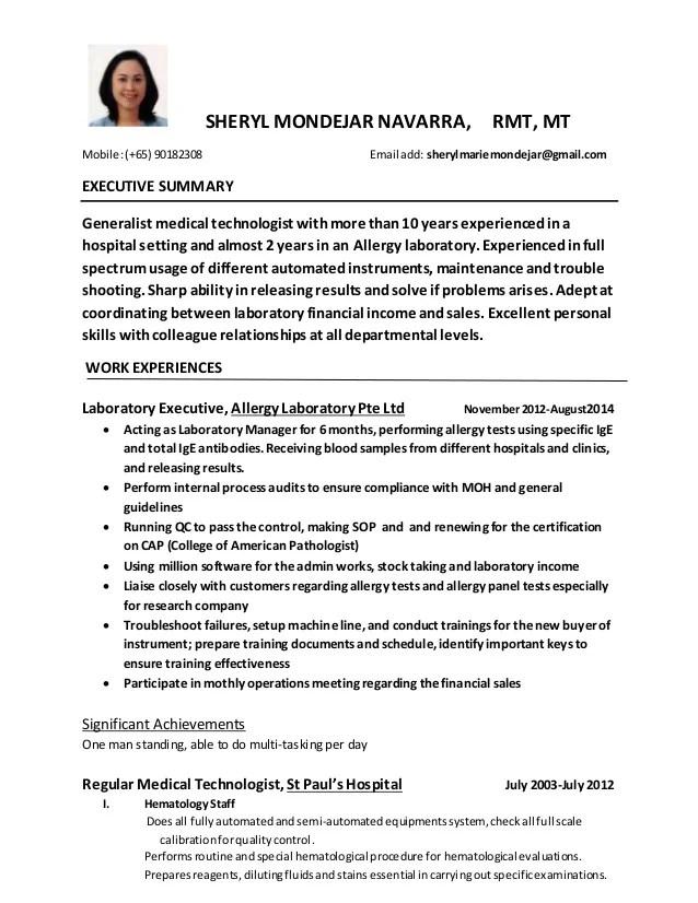 Nursing Professional Resume Template Premium Resume Curriculumvitae 1 1 3