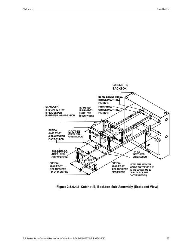 dact e3 wiring diagram