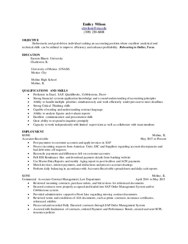 relocation resume - Ozilalmanoof - global mobility specialist sample resume