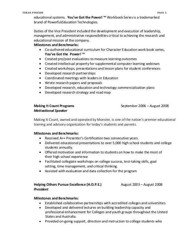 resume building worksheet - Onwebioinnovate