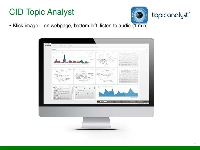 Technology Industry Analysts Gartner Enterprise Applications Of Text Intelligence Lecture Slides