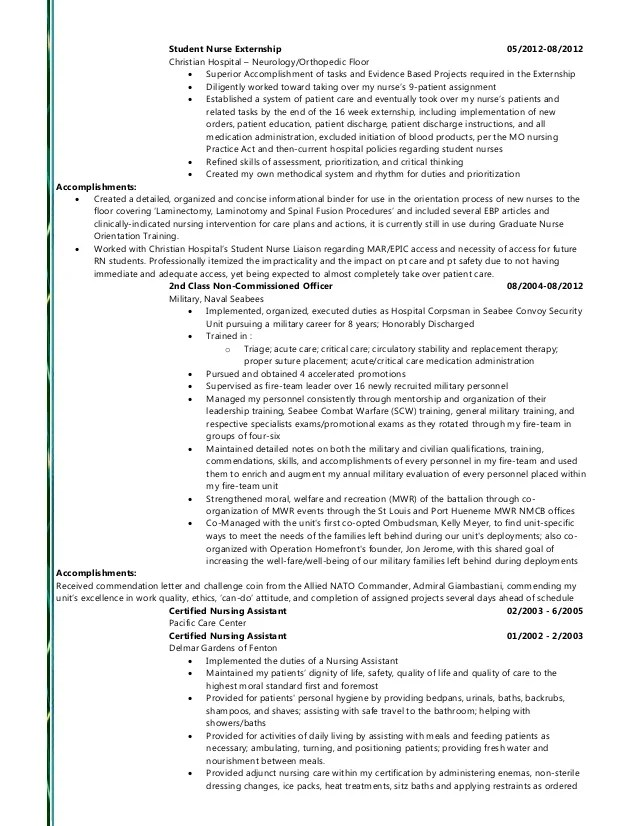neuro nurse resume - Towerssconstruction