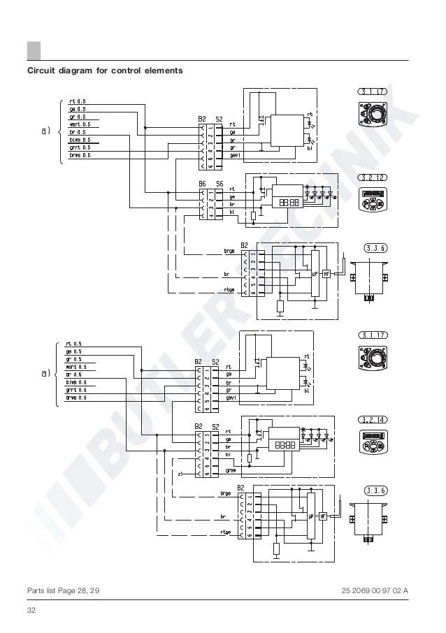 control board wiring diagram