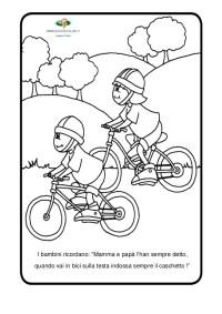 Libro da colorare sulla sicurezza. Scarica su www ...