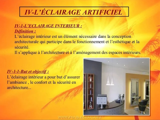 Definition De Amenagement Exterieur Eclairage, Lumiere & L'architecture