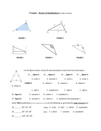 Triangle Inequality Theorem: Activities and Assessment Methods