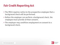Public Records, Background Records Check: Authorization ...