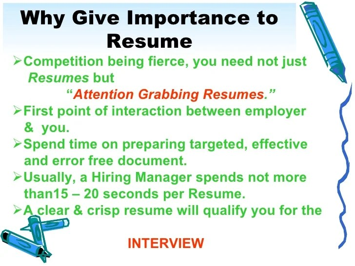 important resume tips - Goalgoodwinmetals - resume writing advice