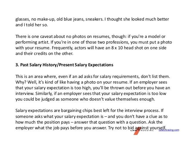 salary resumes - Towerssconstruction